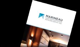 Brochure Hôtel Marineau à Shawinigan