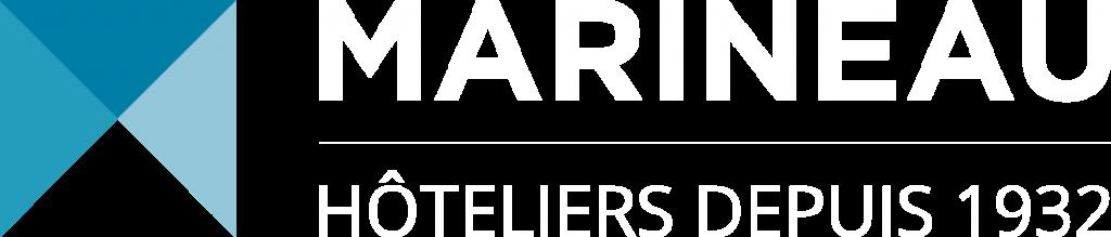 Logo - Hôtel Marineau à Shawinigan